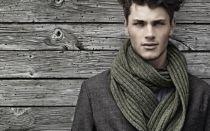 How to tie men's scarf: 9 different ways