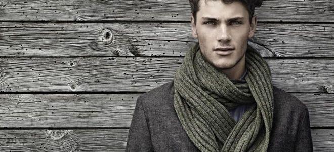 Come correttamente legare una sciarpa unisex: 9 modi diversi