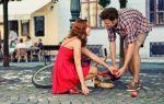 Segredos correta namoro na rua – as meninas já não recusarão!
