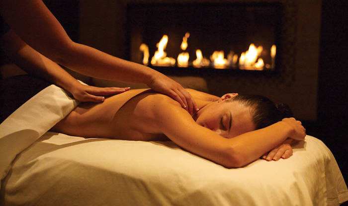Pozycja do masażu